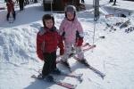 Systrarna slalom