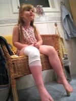 Ida i bandage