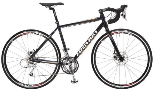 Önskepresenten, en cyclocross från Nishiki